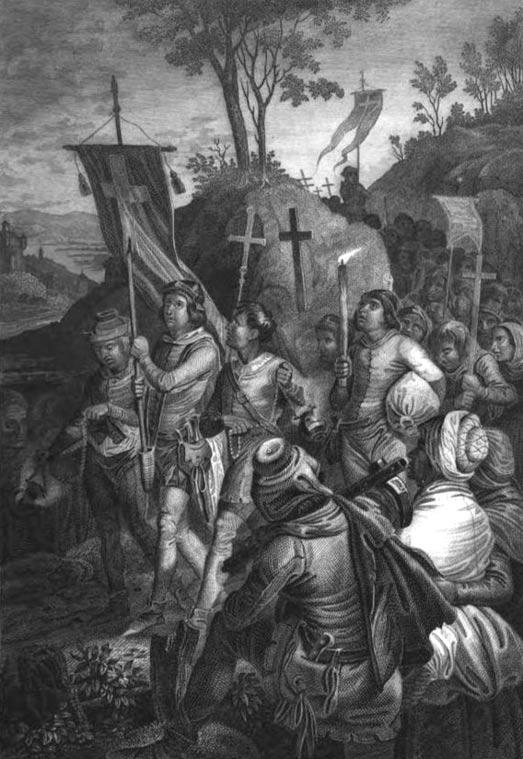 """""""La Cruzada de los Niños"""" (Wikimedia Commons)"""