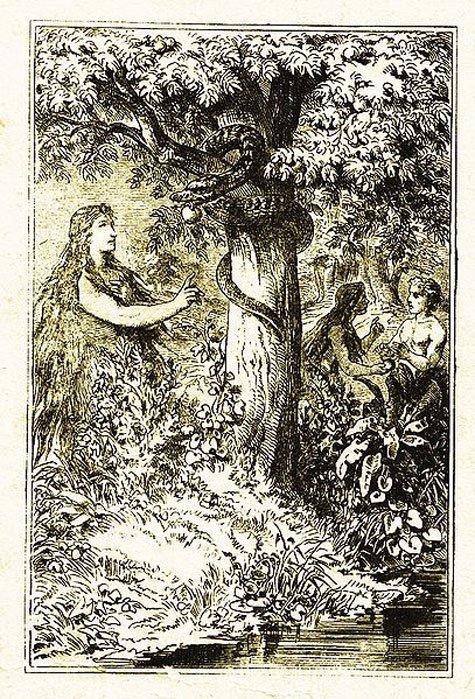 Lilith, la primera esposa de Adán según el Génesis Rabbah. (Public Domain)