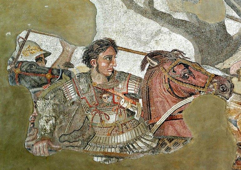 Alejandro Magno ya habría oído contar historias sobre el hombre-bestia en el valle del Indo en el año 326 a. C. (Berthold Werner/CC BY-SA 3.0)