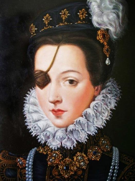 Retrato de Ana de Mendoza. (ngasanova)