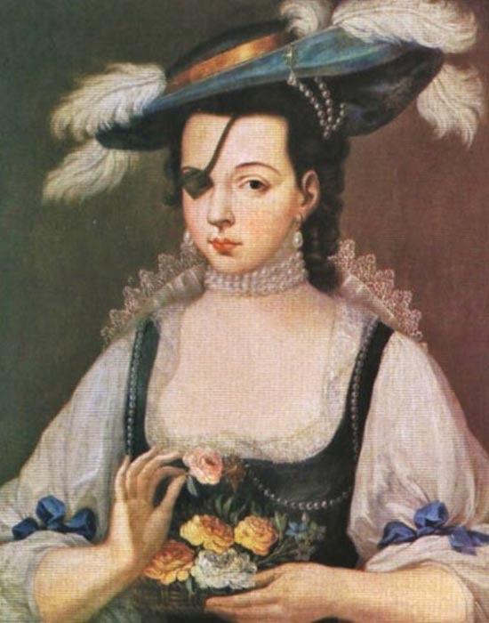 Retrato de Ana de Mendoza (ngasanova)