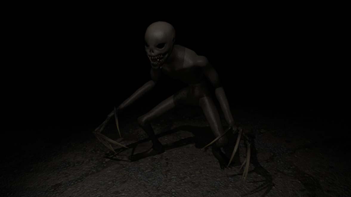 Animación del monstruo Rastrillo realizada por Dimelotu. (DeviantArt)