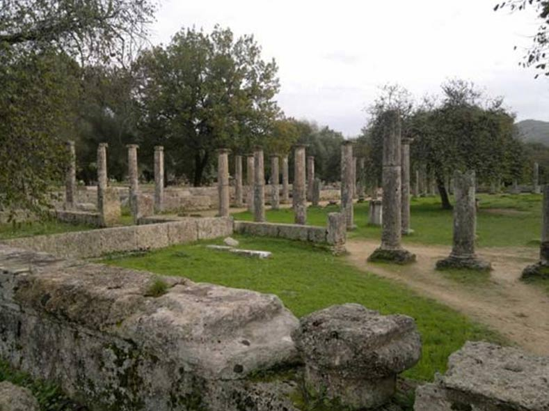 Antigua Olimpia, Grecia. (CC BY-SA 2.0)