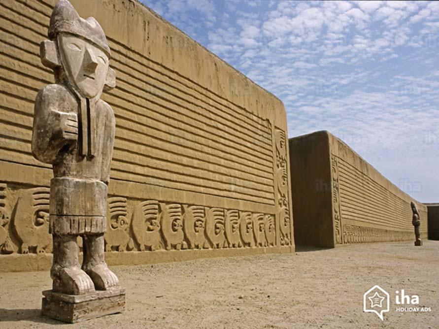 La monumental ciudad precolombina de Chan Chan (CC by SA)