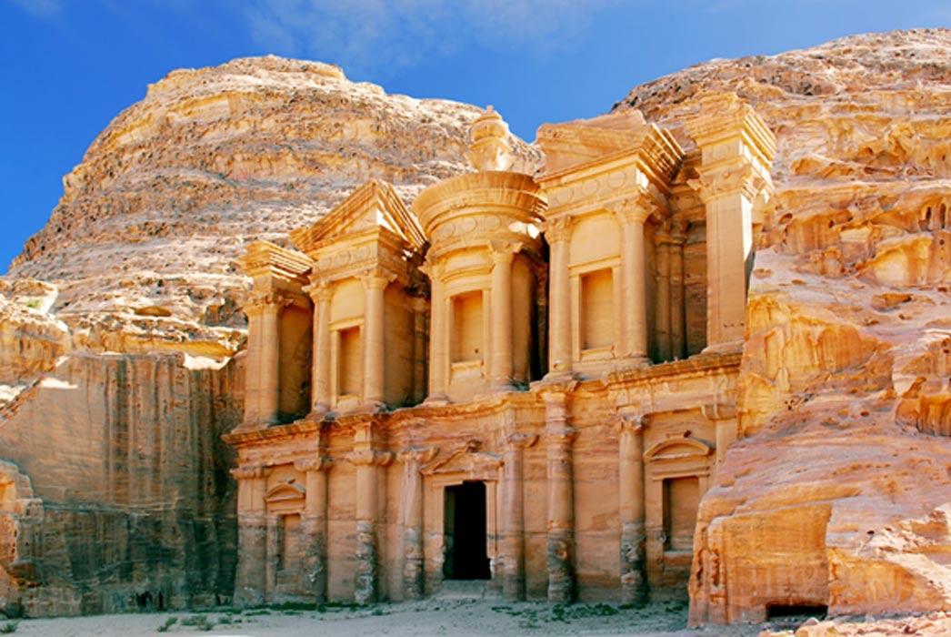 La magnífica y antigua ciudad de Petra, Jordania. Fotografía: BigStockPhoto