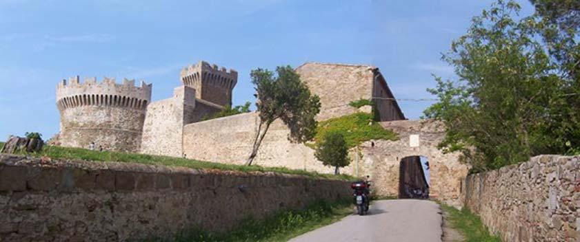 La antigua ciudad de Populonia (Dominio público)