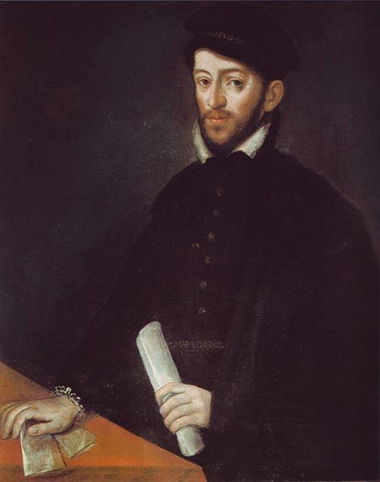 Antonio Pérez – El amante secreto de Ana. (Public Domain)