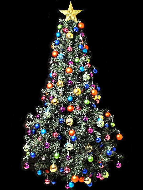 """Según los expertos fue en la orilla occidental del Rhin, en la región de Alsacia, donde surgió en el siglo XVI """"la moda"""" de decorar un árbol en Navidad. (Public Domain)"""