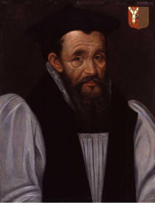 Richard Bancroft, arzobispo de Canterbury entre los años 1604 y 1610 (Public Domain)
