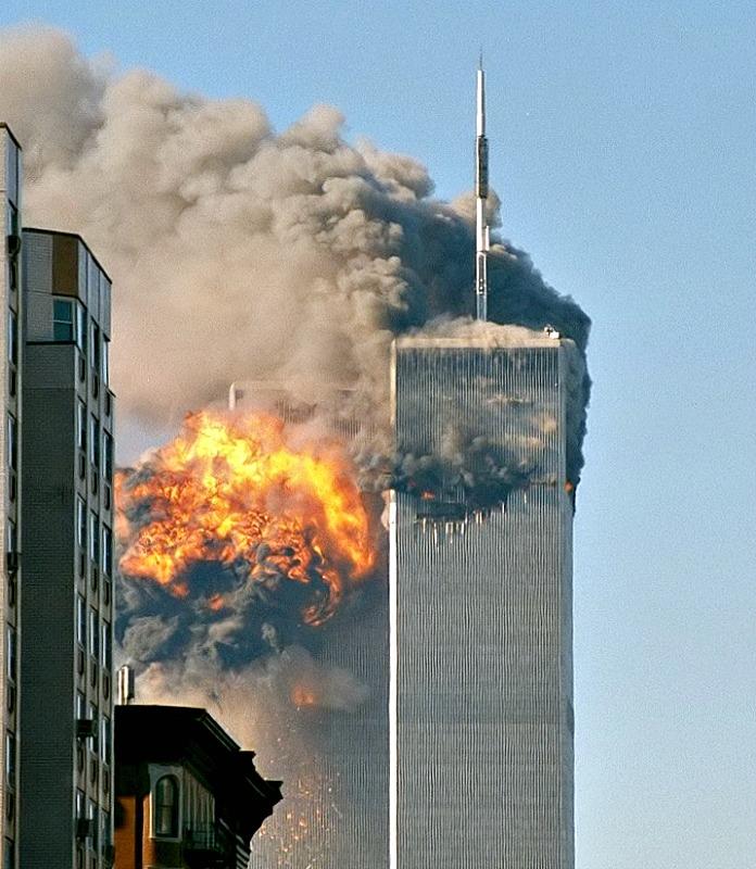 Los atentados del 11 de septiembre del 2001 fueron observados en directo por miles de millones de personas a través de la televisión. (Robert/CC BY-SA 2.0)