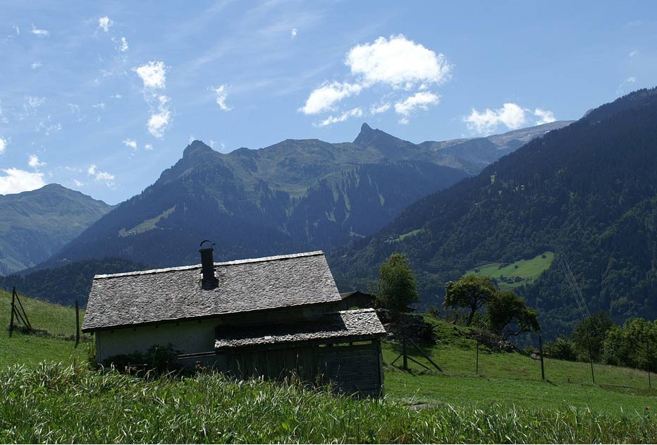 La montañosa región austríaca de Bartholomäberg está revelando sus secretos de la Edad del Bronce a los investigadores. (CC BY-SA 2.5)