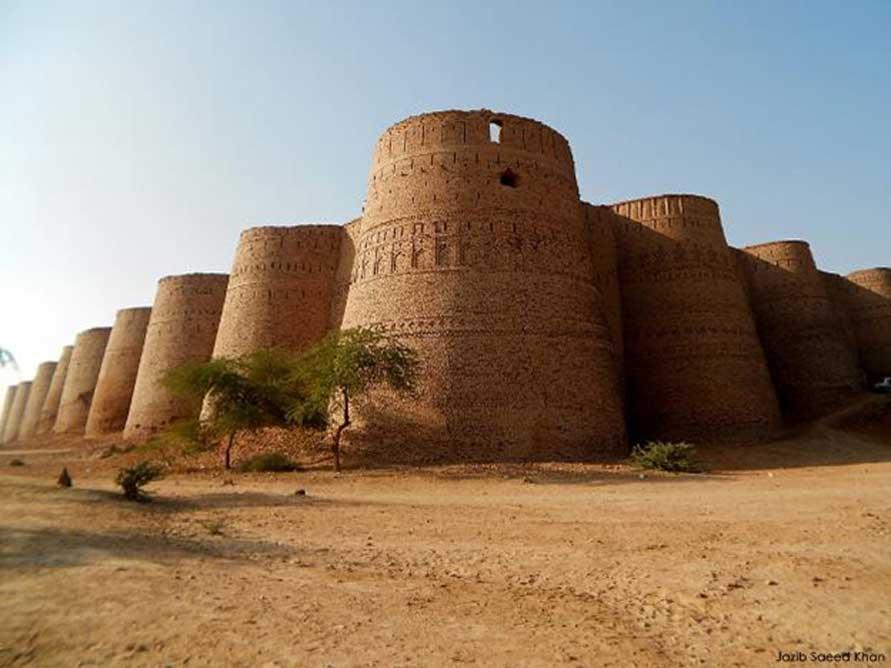 El Fuerte Derawar fue construido por una dinastía hindú de rajputs del clan Bhatti. (Public Domain)