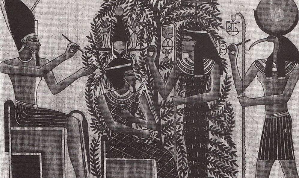 Berenice III y Cleopatra Selene I. (Public Domain)