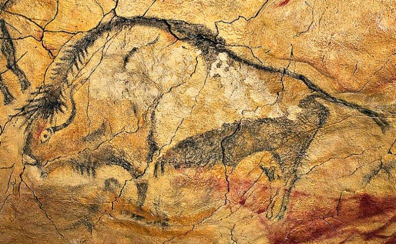 Bisonte magdaleniense de Altamira. (Museo de Altamira y D. Rodríguez/CC BY-SA 3.0)