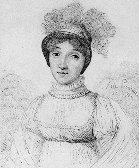 Blanchard se muestra en un grabado de 1859 por Jules Porreau. (Materialscientist / Public Domain)