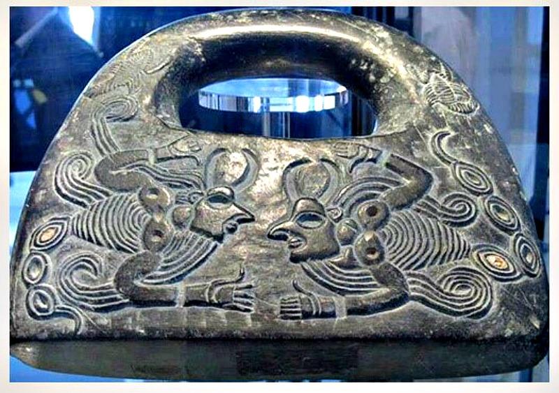 Sorprendente 'bolsa' de la civilización Jiroft (Persia), Edad del Bronce. (Fotografía: Historia Enigmática)
