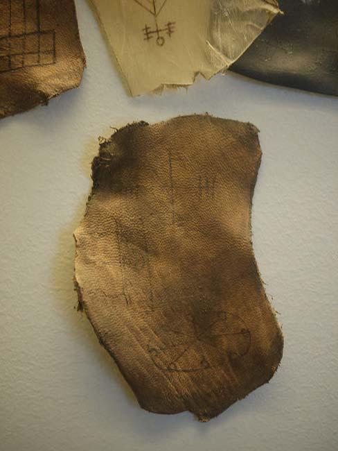 Brujeria islandesa El terrorífico Rauðskinna: misterioso y legendario tratado islandés de Magia Negra