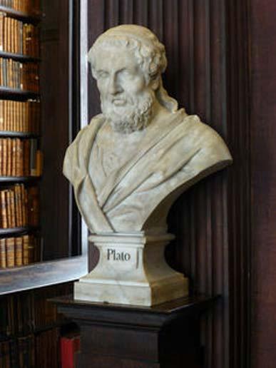 Busto de Platón (Elizabethe - CC BY-NC-ND)