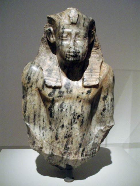 Busto de Sesostris I, Neus Museum, Berlín. (Keith Schengili-Roberts/CC BY SA 3.0)