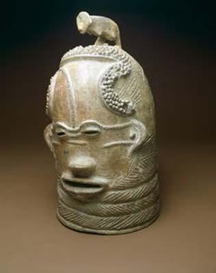 Cabeza de Lydenburg. Museos Iziko de Sudáfrica, Colecciones de Historia Social. Fotografía aportada por el autor.