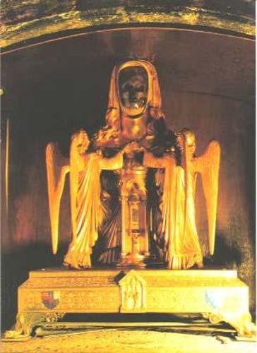 Το κρανίο της Μαρίας Μαγδαληνής