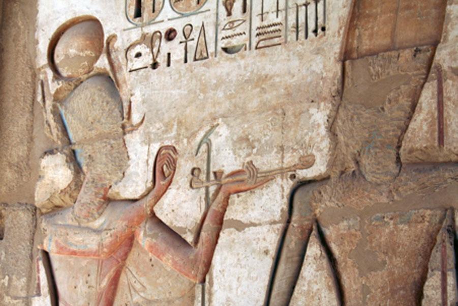 En el antiguo Egipto el cannabis era utilizado con fines medicinales, religiosos y culturales. (Mundo Cannábico/CC)