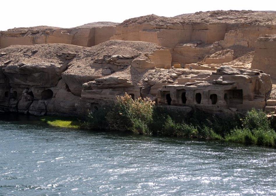 Canteras de Gebel el Silsila, Egipto (Public Domain)
