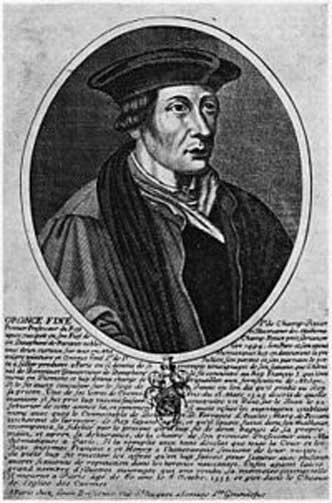 """Retrato de Oronce Finé (1494-1555), cartógrafo francés y posible autor del """"Mapamundi del bufón"""". (Public Domain)"""