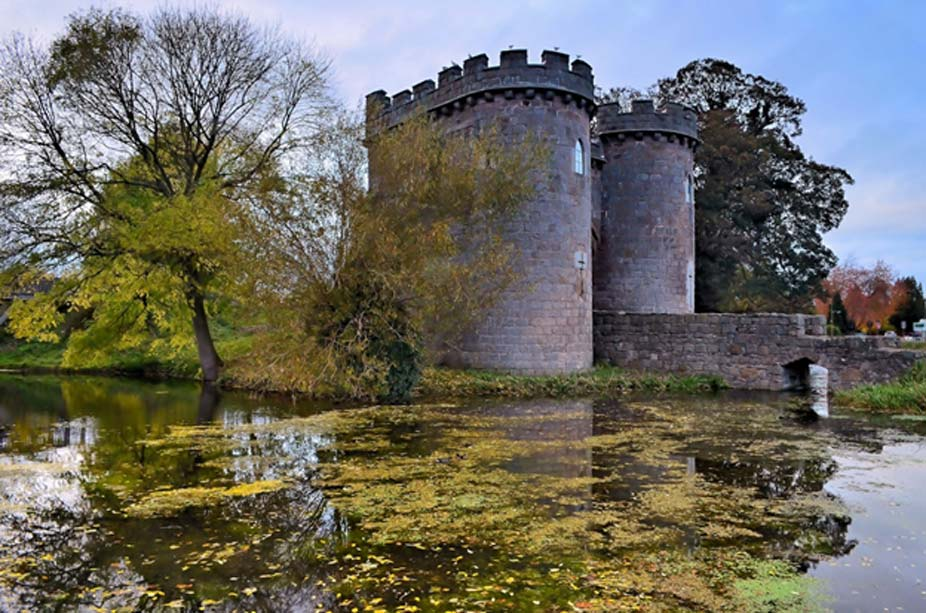 El Castillo Blanco de Whittington. (Fotografía: Deborah Cartwright)
