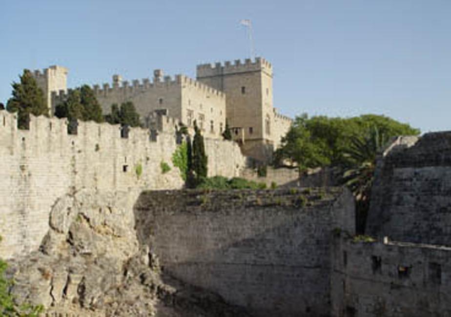 Almenas del Castillo de los Caballeros en Rodas. (Antiquarian/CC BY SA 3.0)