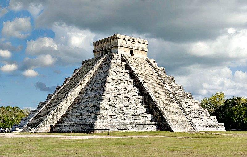 Castillo de Chichén Itzá, península de Yucatán, México. (Fotografía: La Gran Época/Wikimedia Commons)