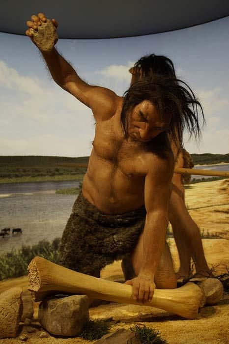 Cazador del Paleolítico. (CC0)