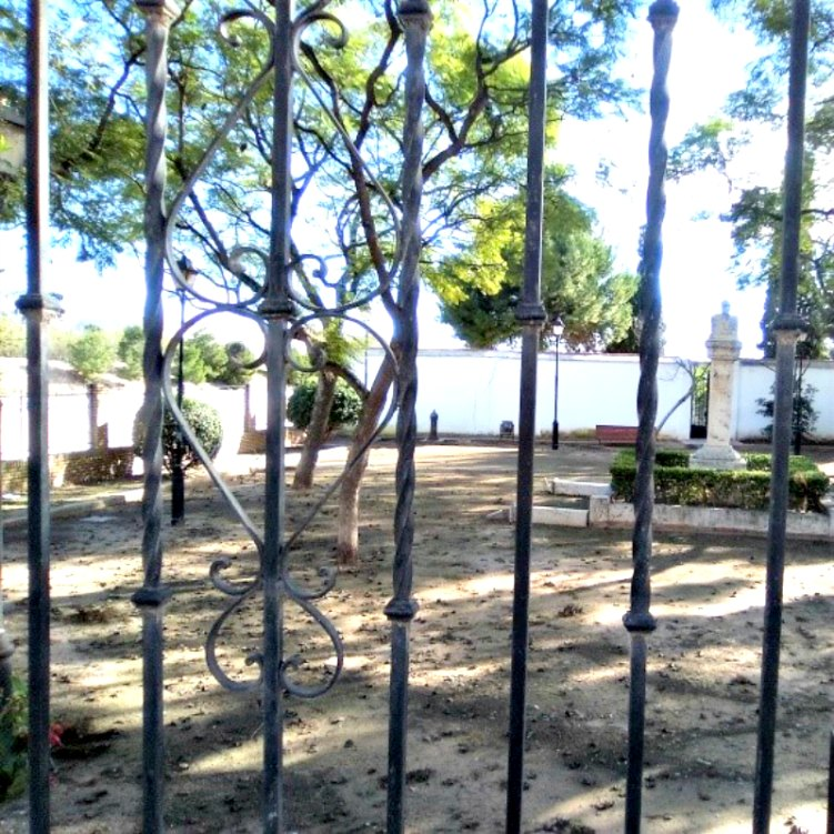 Fotografía actual del antiguo cementerio de los ajusticiados. (Fotografía: Historia Enigmática).