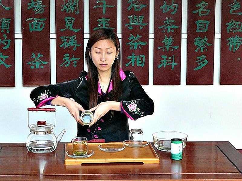 La ceremonia china del té alberga significados internos muy profundos. (picdrops/Flickr)