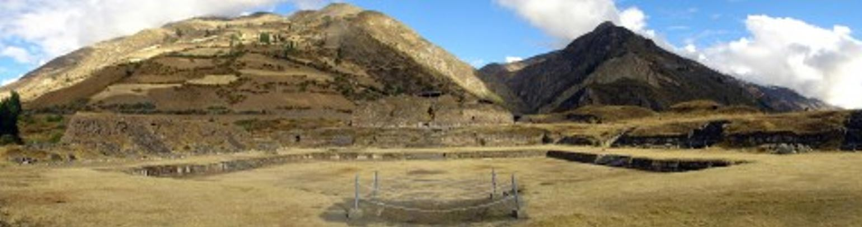 Chavín de Huántar, Perú. (Martin St-Amant/Wikimedia Commons)
