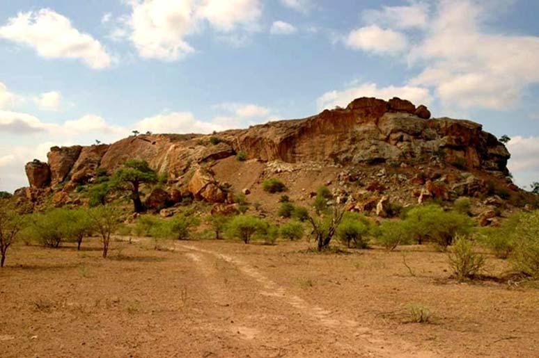 La colina de Mapungubwe en la actualidad. JJ van Zyl/GFDL, (CC BY-SA 3.0)