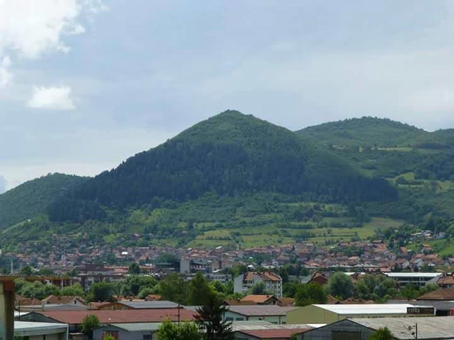 Colina de Visočica, Bosnia. (CC BY SA 4.0)