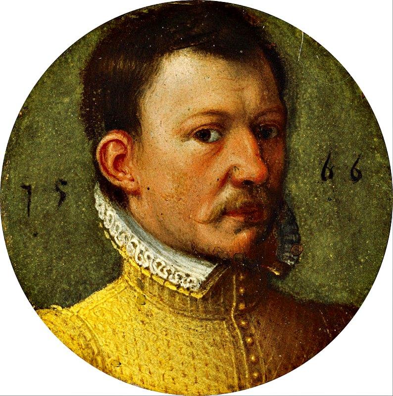 Retrato anónimo de James Hepburn, IV conde de Bothwell. Scottish National Gallery de Edimburgo. (Public Domain)