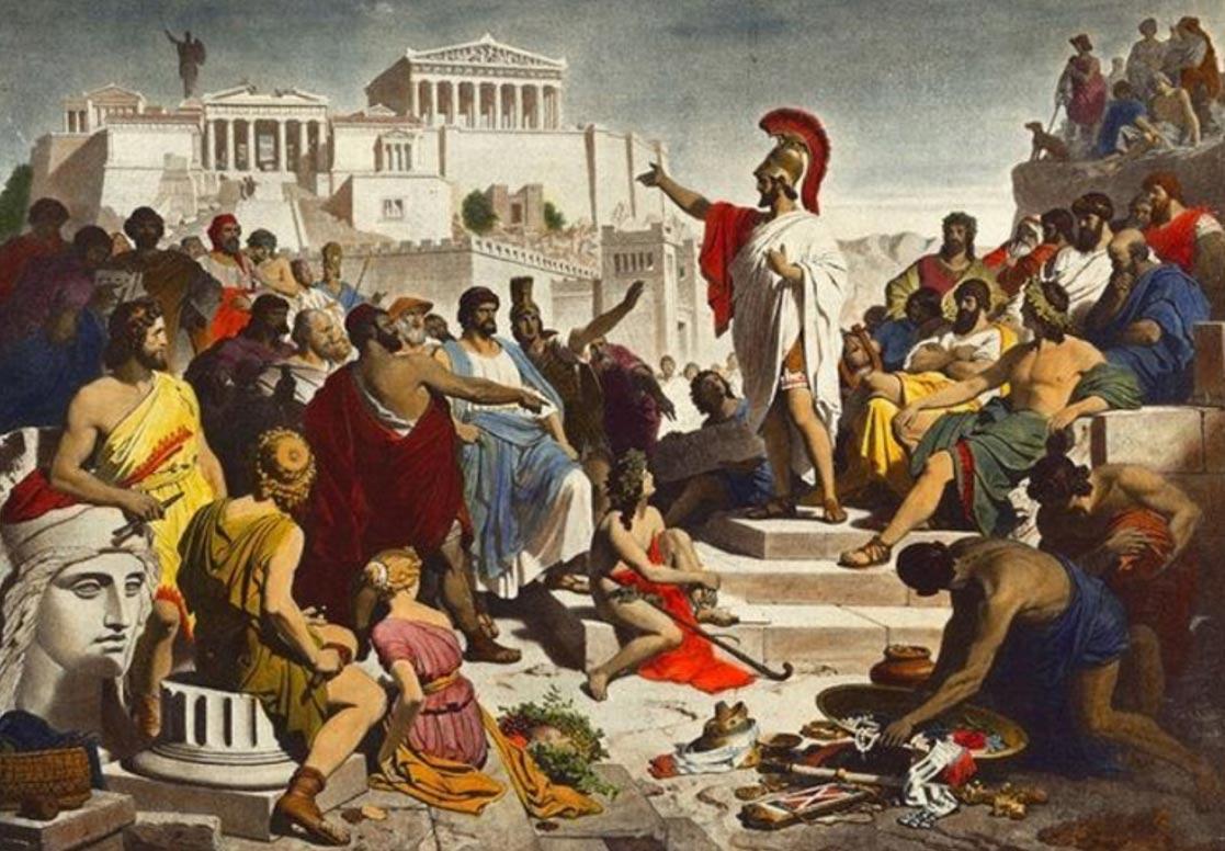 Resultado de imagen de Esclavitud en la Antigua Grecia