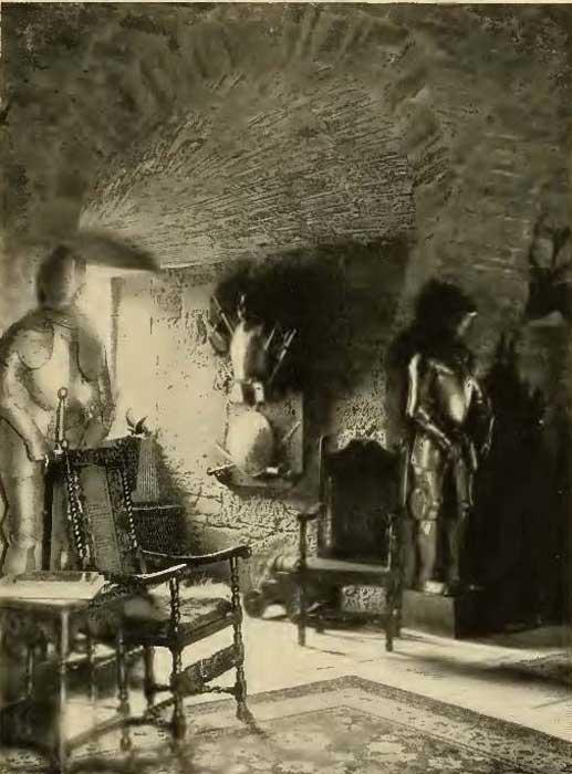 Cripta del castillo de Glamis. (electricscotland.com)