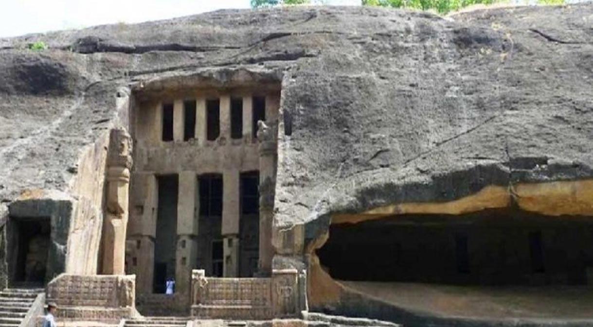 Las Cuevas de Kanheri, de 2.000 años de antigüedad, se encuentran en el Parque Nacional Sanjay Gandhi de Bombay y son una popular atracción turística. (Sanjay Gandhi National Park)
