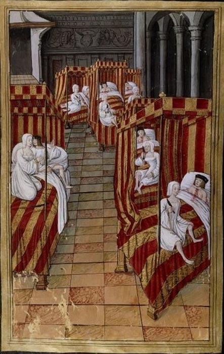 Las Danaides dan muerte a sus maridos. (Public Domain)