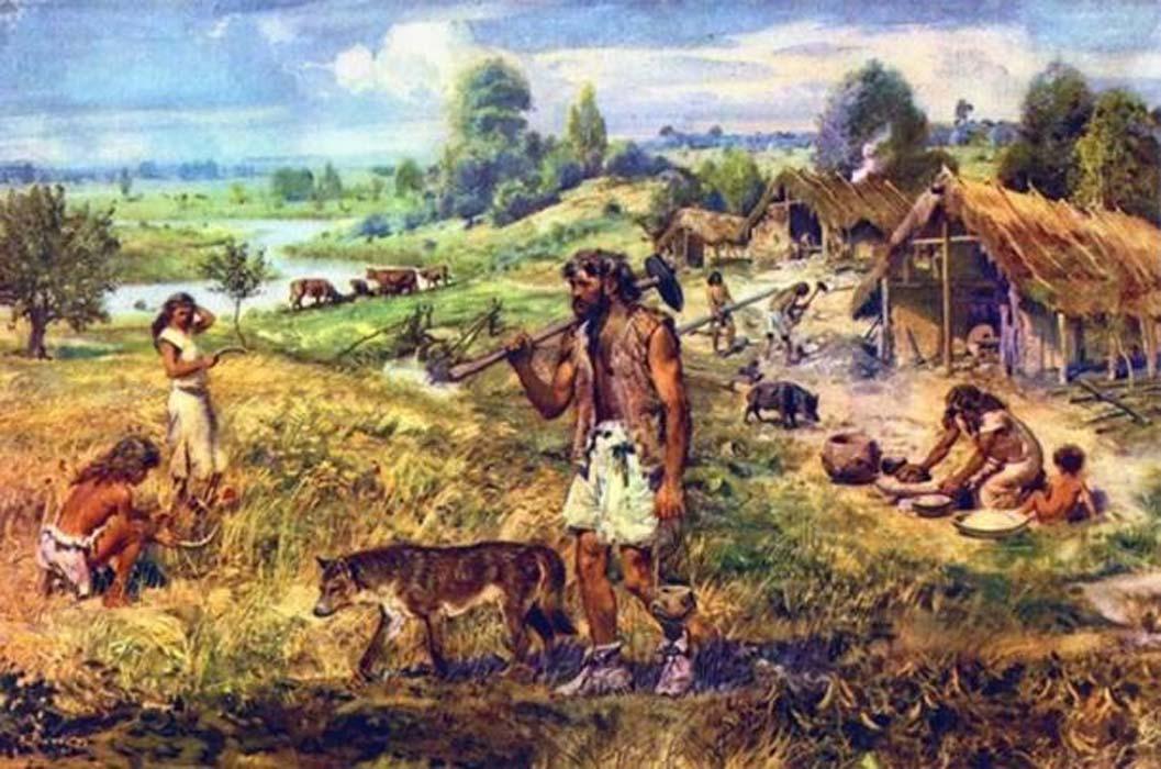 La nueva investigación demuestra que los seres humanos valoraban las habilidades de rastreo y caza de los primeros perros más de lo que creíamos hasta ahora. (world-mysteries)