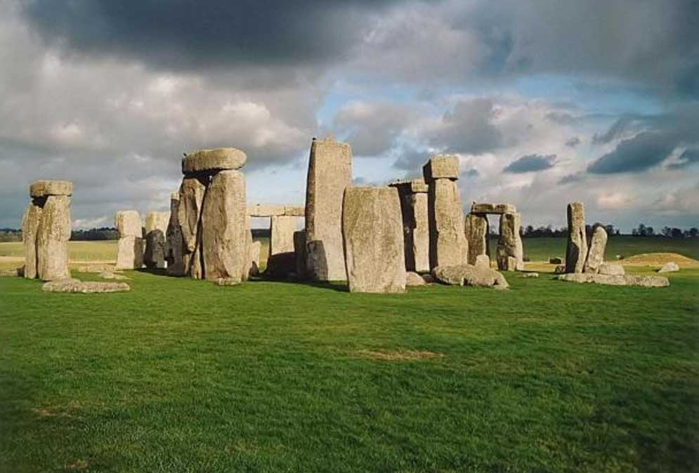 El emblemático monumento de Stonehenge en Wiltshire, Inglaterra (CC BY-SA 2.0)