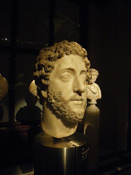 Busto del emperador Cómodo. (CC BY-SA 3.0)