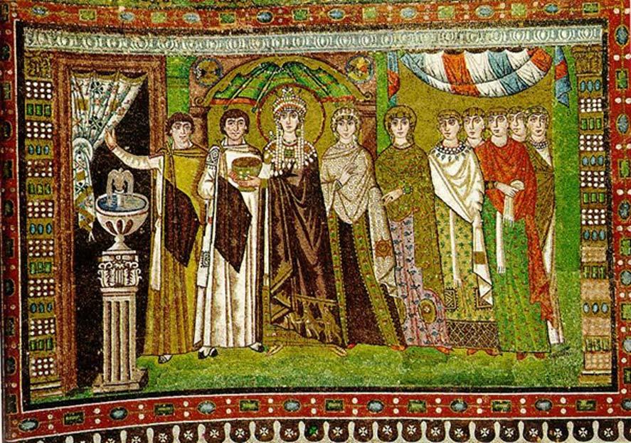 Emperatriz Teodora (Public Domain)
