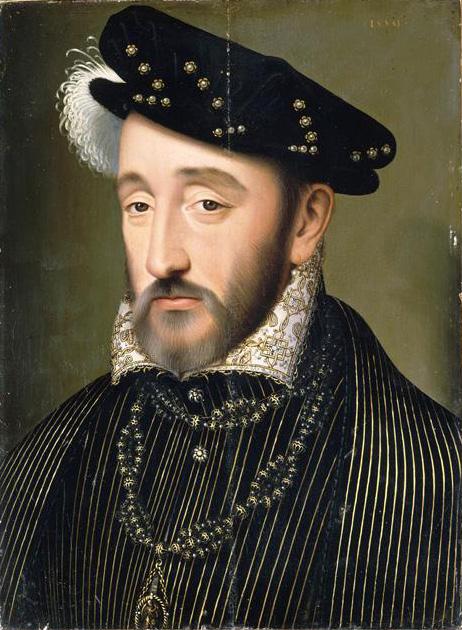 Retrato de Enrique II de Valois, rey de Francia cuya muerte fue supuestamente predicha por Nostradamus. (Public Domain)