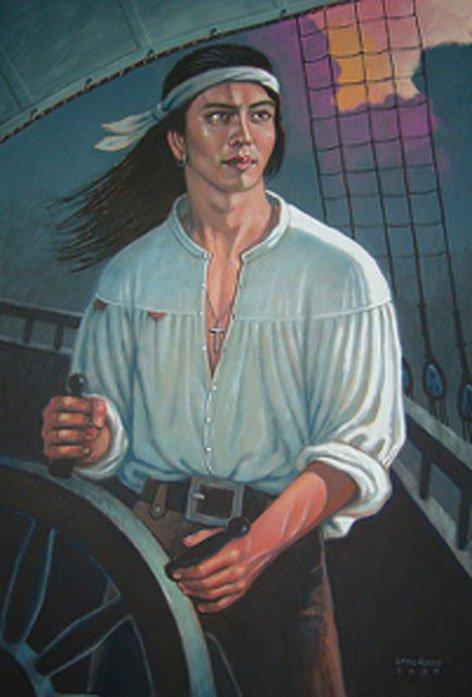 Enrique de Malaca. (Imagen aportada por el autor)
