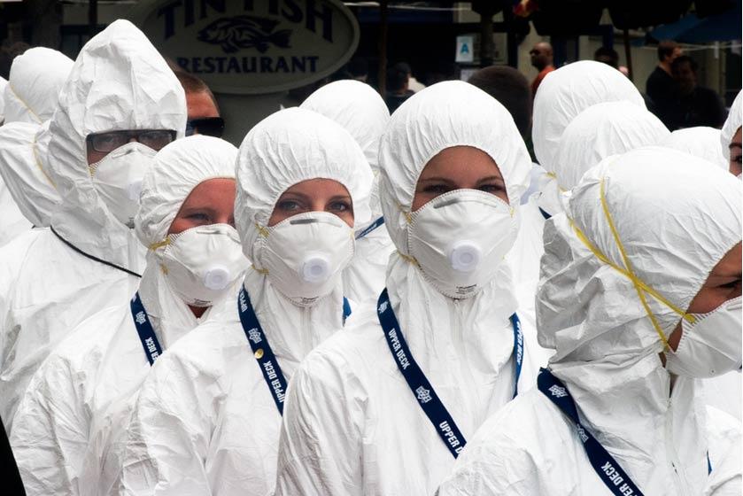 ¿Podría un antiguo retrovirus provocar la reaparición de una epidemia infecciosa? (Jason Scragz / Flickr)