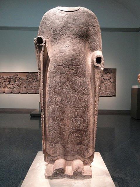 La estatua del Buda expuesta en la Galería de Arte Freer, Washington DC, Estados Unidos. (Public Domain)